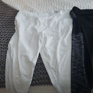 Two leggings one NWT